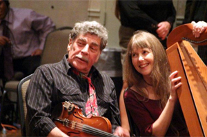 Mary Lester often performs with husband, Howard
